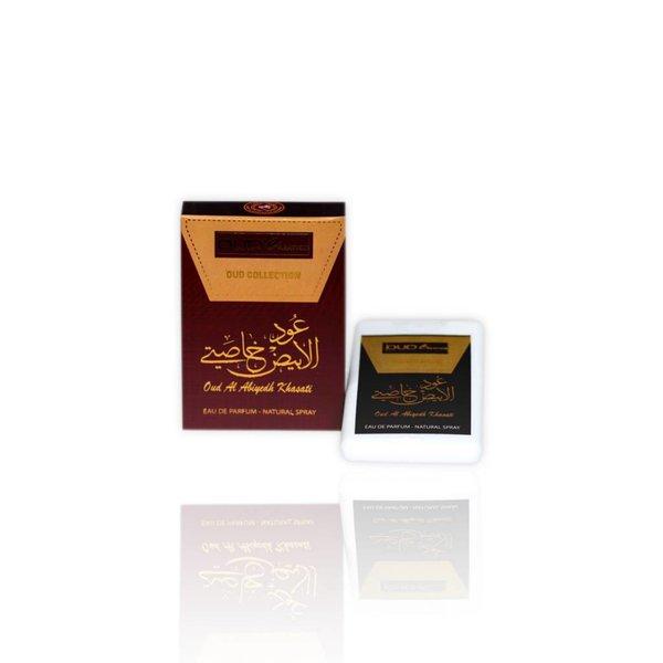 Ard Al Zaafaran Perfumes  Oudh Al Abiyedh Khasati Pocket Spray 20ml by Ard Al Zaafaran