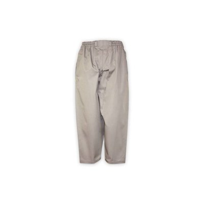 Comfortable and loose-fitting Islamic Sunnah pants in beige brown