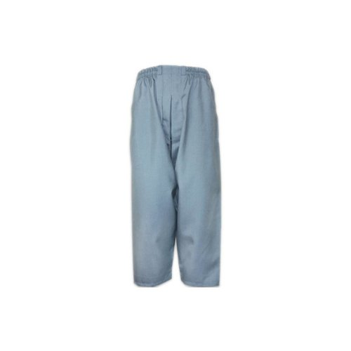 Islamic Sunnah pants in gray-blue