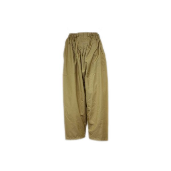 Comfortable and loose-fitting Islamic Sunnah pants in brown