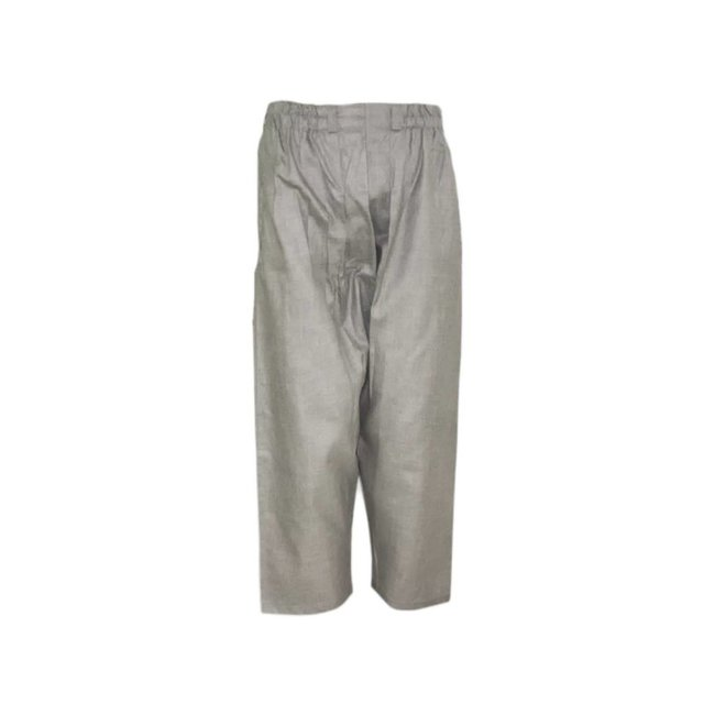 Islamic Sunna-Pants in Light Grey Heather