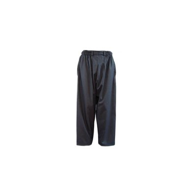 Comfortable and loose-fitting Islamic Sunnah pants in gray-blue