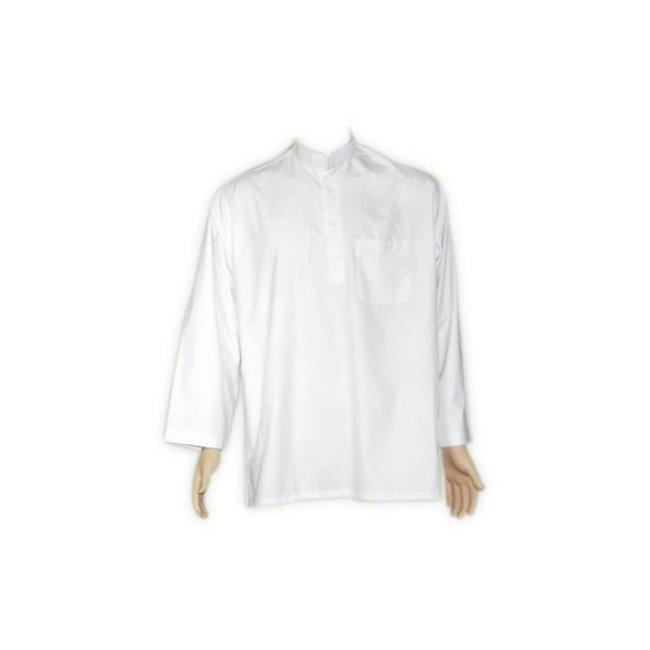 Hakim Yaka - Türkisches Hemd mit Rundkragen