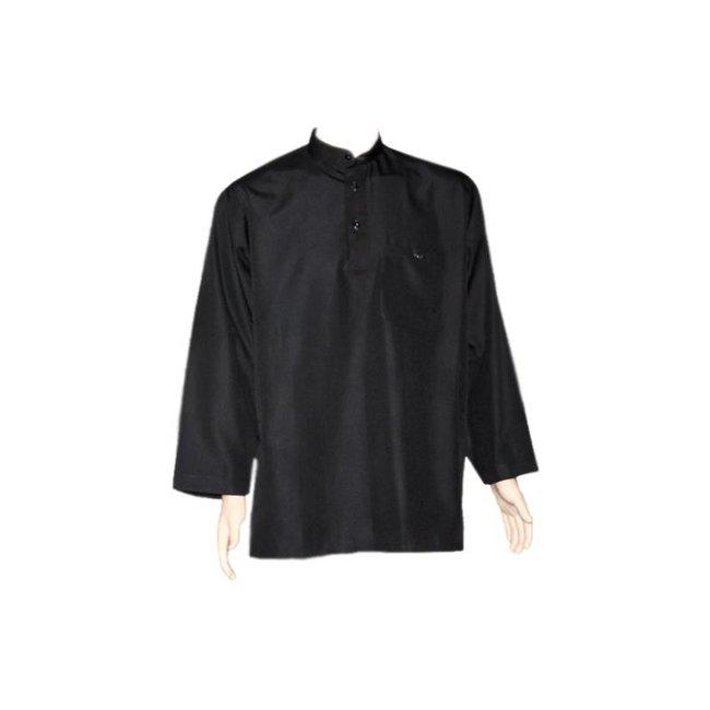 Hakim Yaka shirt - shirt with round collar