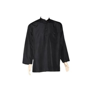 Hakim Yaka shirt - shirt with round collar