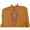 Sherwani - Oriental wedding waistcoat with embroidery