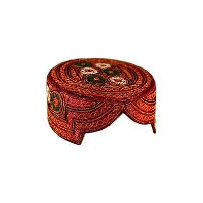 Balouchi Mütze mit Stickerei / Gr. S(52)