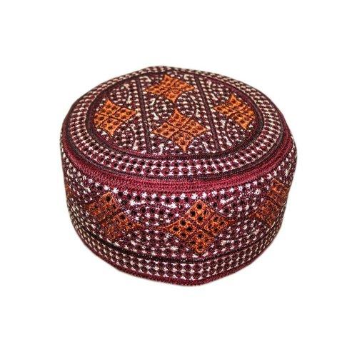 Balouchi Mütze mit Stickerei / Gr. M(54)