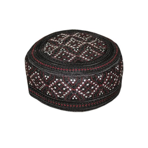 Balouchi cap with embroidery / Gr. L(56)