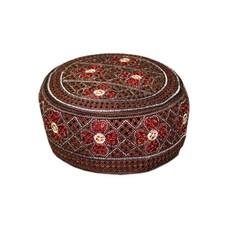 Balouchi Mütze mit Stickerei