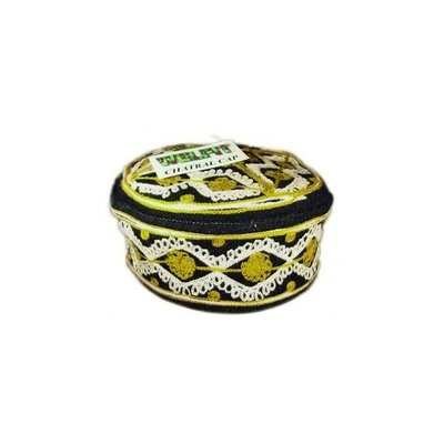 Chatrali cap with embroidery / Gr. M (54)