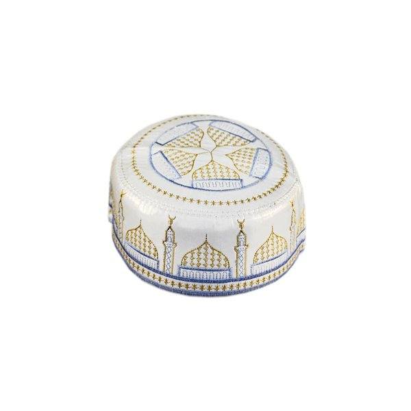 Omani cap with embroidery