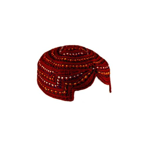 Sindhi cap with embroidery / Size S
