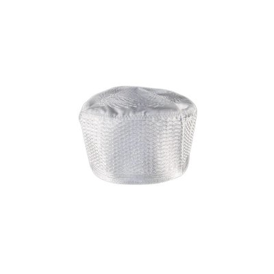 Lightweight cap prayer cap in white / Size S
