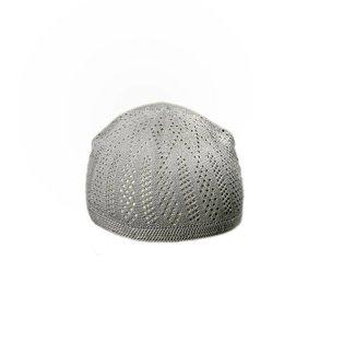 Grey Häkelmütze / Universal size