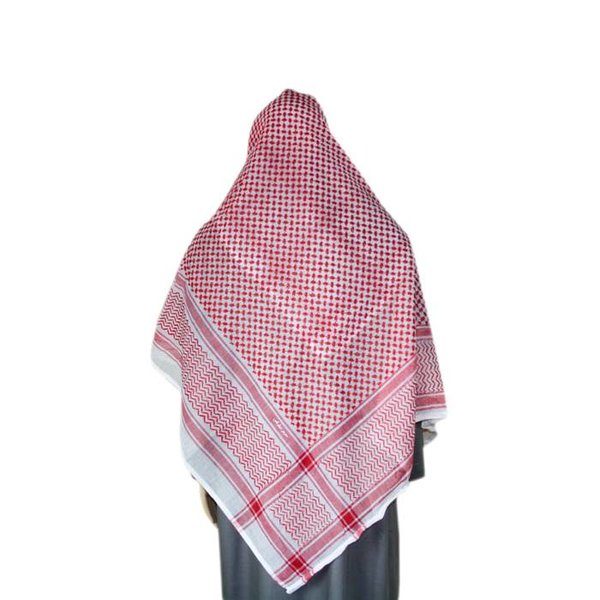 Large Scarf - Shemagh Shimagh 132cm x 140cm
