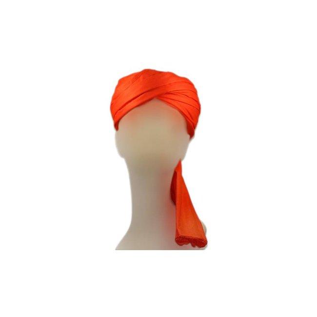 Turban Turbantuch in Orange