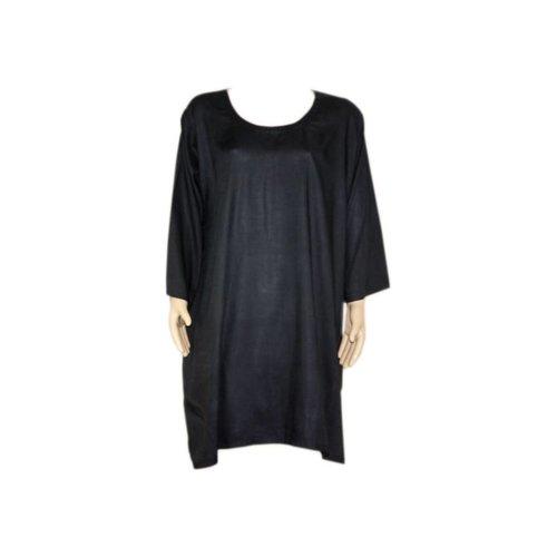 Petticoat Shameez - Black