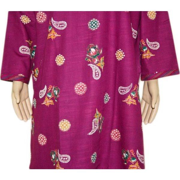 Ladies Salwar Kameez - Purple Sarina