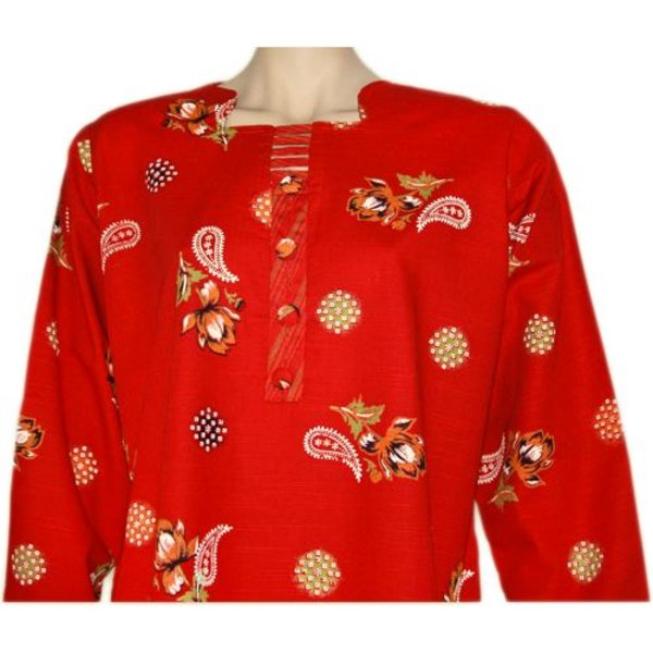 Salwar Kameez Ladies - Sarina Red