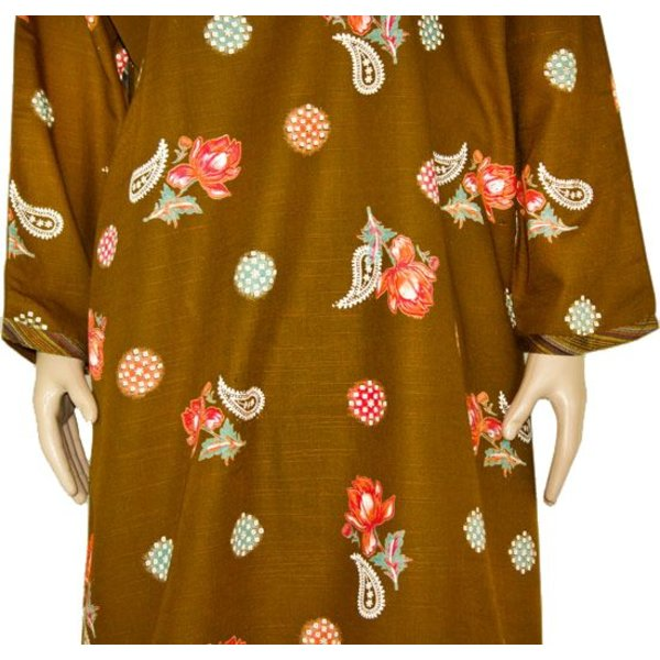 Salwar Kameez Ladies - Brown Sarina