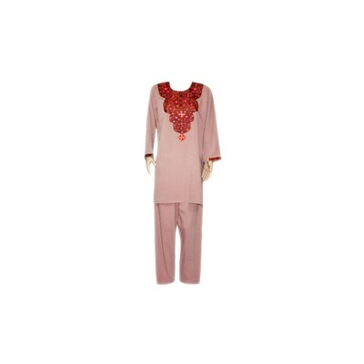 Salwar Kameez Ladies - Mirror Design Altrosa