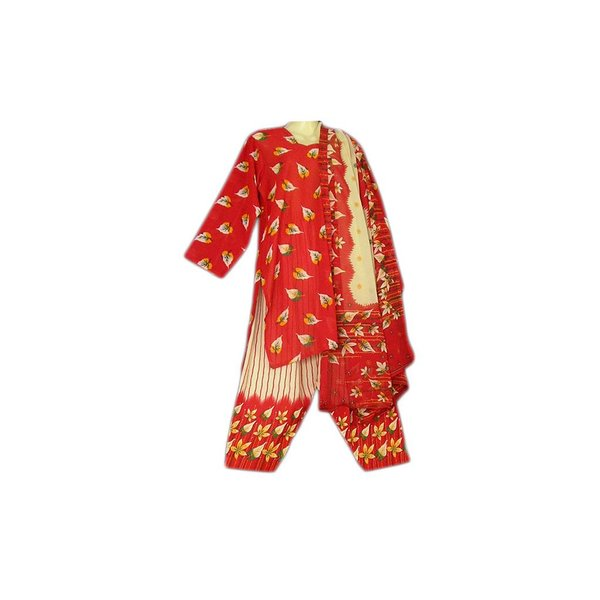 Salwar Kameez Ladies - Saira Red