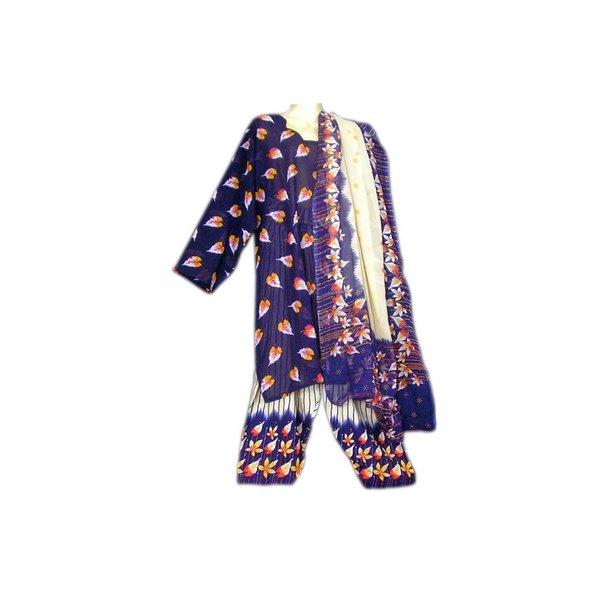 Salwar Kameez Ladies - Saira Dark Blue