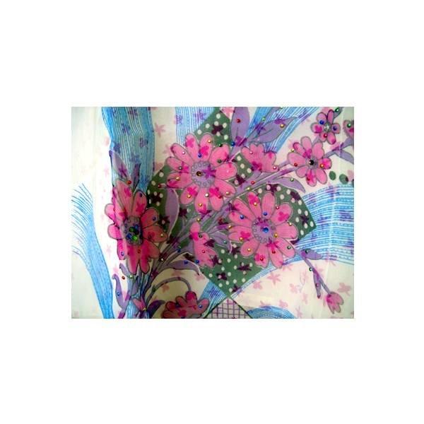 Salwar Kameez Damen - Rania Pink