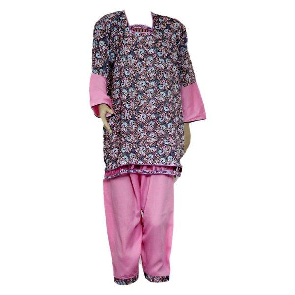 Ladies Salwar Kameez - Pink