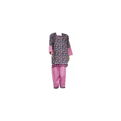 Ladies Salwar Kameez - Pink