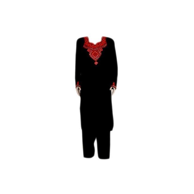 Jabador, Takem - Schwarz Sindhi Style