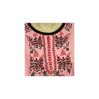 Arabisches Jilbab-Kleid für Damen in Pink
