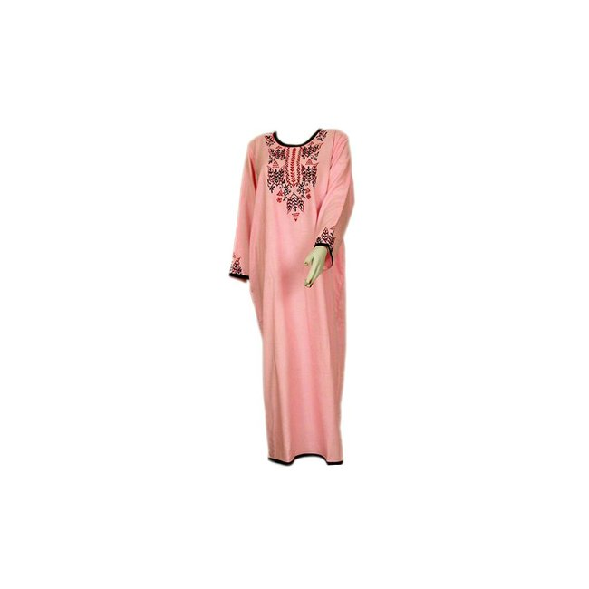 Arabisches Kleid in Pink