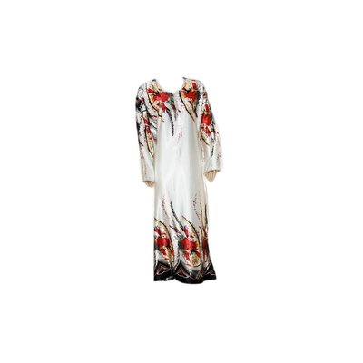 Djellaba Kaftan for Women in Red