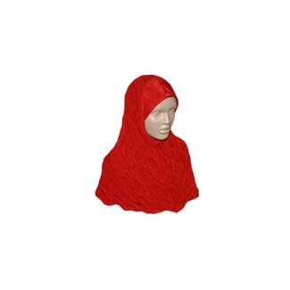 Gathered Hijab - Various colors