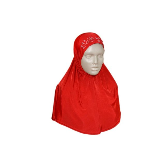 Amira Hijab with Rhinestones - Various colors