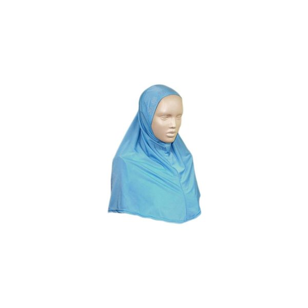 Amira hijab headscarf with rhinestones - Various colors