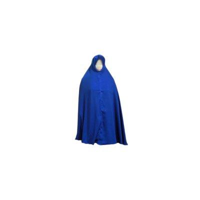 Großer Khimar Hijab in Blau