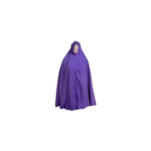 Großer Khimar in Violett