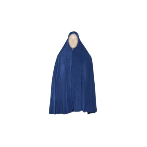 Big Khimar in Blue - Stretchy