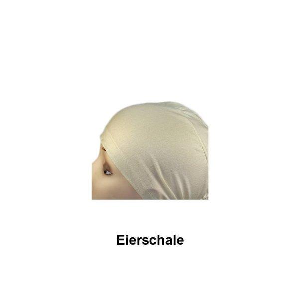 Unterkopftuch Bone aus Baumwollstretch in verschiedenen Farben