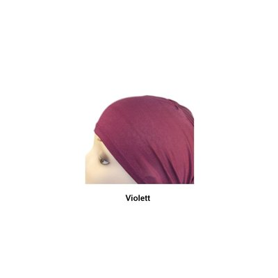 Under headscarf Bone Stretch cotton in various colors