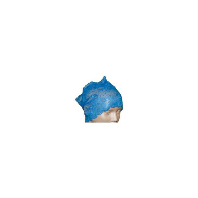 Under headscarf Bone Lace - Blue