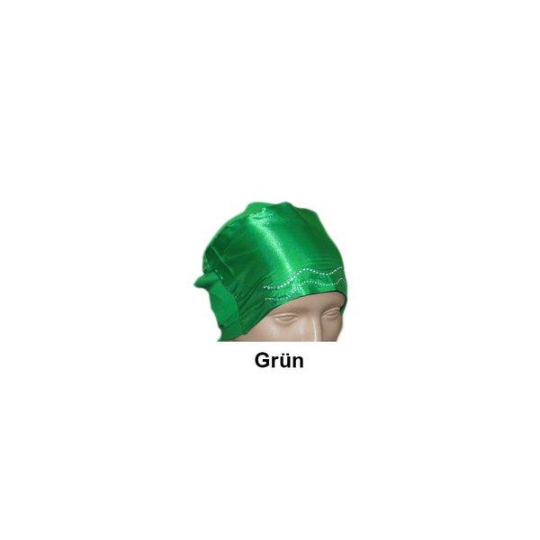 Unterkopftuch Bone mit Satin-Strass - In verschiedenen Farben