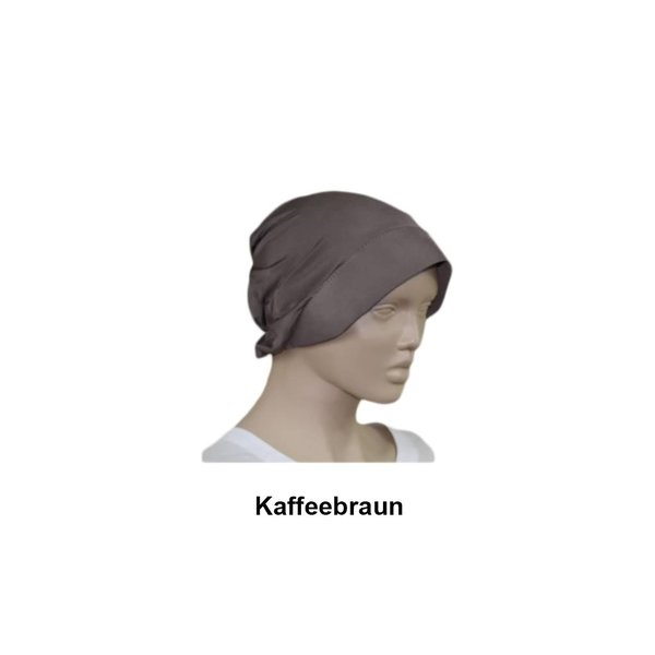 Bone Cap mit fester Fronteinlage in verschiedenen Farben