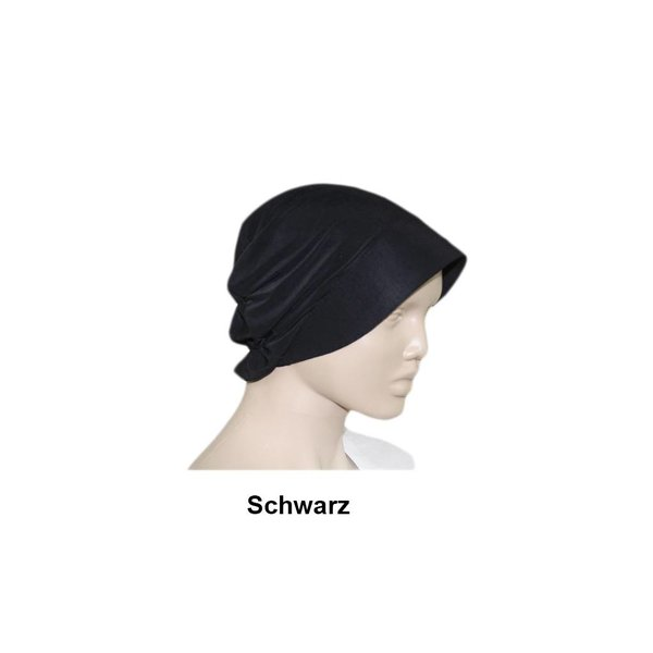 Bone cap with solid Front insert in different colors