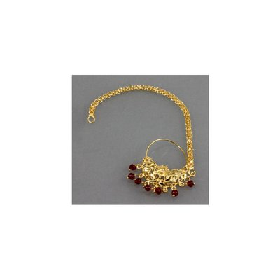 Naath - Indian, oriental nose jewelry