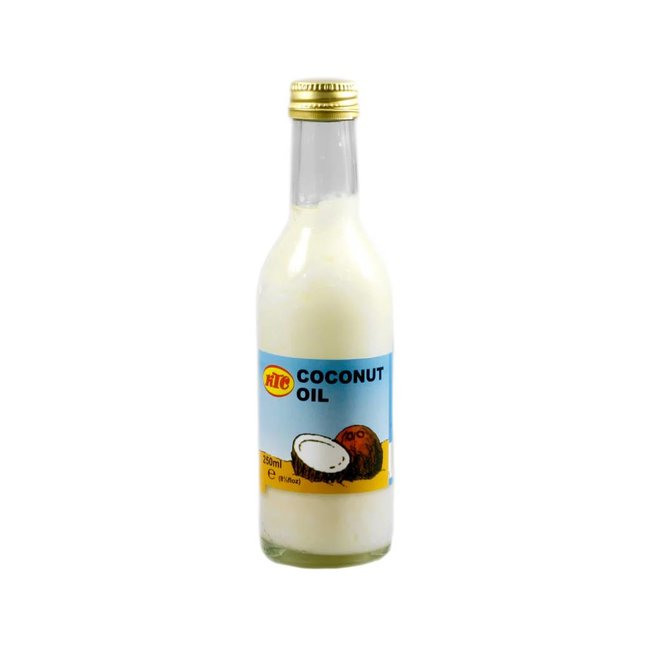 KTC Pure coconut oil from KTC (250ml)