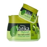 Vatika Dabur Vatika Naturals Haarcreme Hairfall Control mit Kaktus - Styling Hair Cream (140ml)